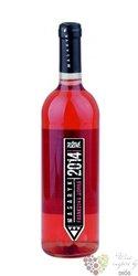 Frankovka rosé 2013 akostné víno Slovakia víno Masaryk 0.75l