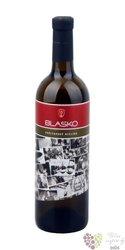 """Veltlin požitavský """" Classic"""" 2012 akostné víno Slovakia Matěj Blaško  0.75 l"""