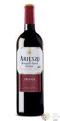"""Marques de Riscal crianza """" Arienzo """" 2012 Rioja DOCa  0.75 l"""