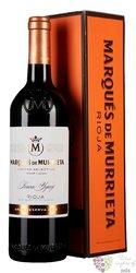 """Rioja Gran reserva ltd. Selection """" Finca Ygay """" DOCa 2013 Marques de Murrieta  0.75 l"""