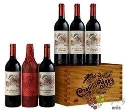"Rioja grand reserva especial "" Castillo de Ygay "" DOCa 2007 Marquesde Murrieta6x0.75 l"