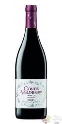 "Conde Valdemar "" Crianza "" 2010 Rioja DOCa bodegas Valdemar    0.75 l"