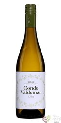 Conde Valdemar blanco 2014 Rioja DOCa bodegas Valdemar    0.75 l