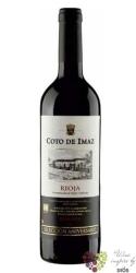 "Rioja tinto reserva "" Coto de Imaz Seleccion viňedos "" 2010 bodegas el Coto de Rioja  0.75 l"