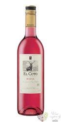 Rioja rosado DOCa 2018 bodegas El Coto de Rioja   0.75 l