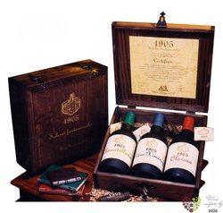 Luxury collection of Sherry de Jeréz DO 1905 bodegas Peréz Barquero   3 x 0.75 l