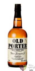 Old Porter white Mortilla Moriles Do sweet wine by Peréz Barquero 13% vol.  0.75 l