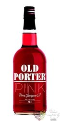Old Porter rose Mortilla Moriles Do sweet wine by Peréz Barquero 13% vol.  0.75l