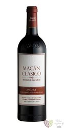 "Macán "" Classico "" 2015 Rioja DOCa Vega Sicilia & Benjamin de Rothschild  0.75 l"