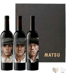 Bodega Matsu set  3x0.75 l
