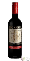"Garnacha & Syrah roble "" Care "" 2013 Cariňena Do bodegas Aňadas  0.75 l"