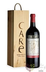"Garnacha & Syrah roble "" Care "" 2013 Cariňena Do bodegas Aňadas  3.00 l"