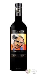 "Cariňena crianza "" Care "" Do 2016 bodegas Aňadas  0.75 l"