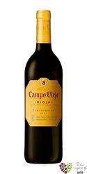 """Campo Viejo """" Tempranillo """" 2015 Rioja DOCa    0.75 l"""