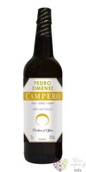 "Sherry de Jerez amontillado "" Campero "" Do grupo Garvey 18.5% vol.   0.75 l"