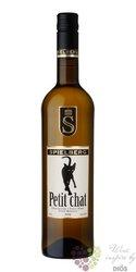 Petit Chat cuvée 2016 pozdní sběr vinařství Spielberg  0.75 l