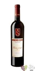 """Modrý Portugal """" Archivní víno """" 2003 pozdní sběr vinařství Spielberg  0.75 l"""