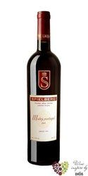 Modrý Portugal 2011 pozdní sběr vinařství Spielberg  0.75 l