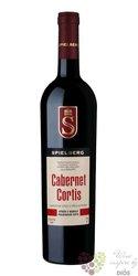 Cabernet Cortis 2018 výběr z bobulí vinařství Spielberg  0.75 l