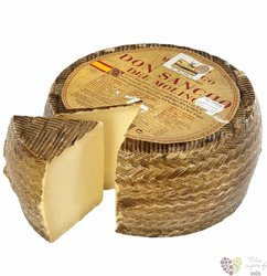 Španělský ovčí sýr Manchego - Don Sancho del Molino Semicurado    3 Kg