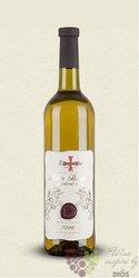 """Chardonnay """" Archivní víno """" 1999 výběr z hroznů Templářské sklepy Čejkovice   0.75 l"""