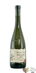 Rulandské bílé Komtur Ekko 2005 jakostní víno z vinařství Templářské sklepy  0.75 l
