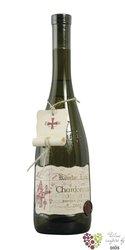"""Chardonnay """" Reserve """" 2006 jakostní víno odrůdové Komtur Ekko Templářské sklepy  0.75 l"""