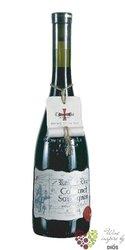 """Cabernet Sauvignon """" Terroir """" 2008 pozdní sběr Komtur Ekko Templářské sklepy0.75 l"""