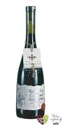 """Cabernet Sauvignon """" Terroir """" 2007 pozdní sběr Komtur Ekko Templářské sklepy0.75 l"""