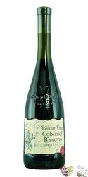 """Cabernet Moravia """" Varietal Collection """" jakostní odrůdové víno Templářské sklepy Čejkovice   0.75 l"""