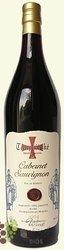 Cabernet Sauvignon jakostní víno odrůdové Templářské sklepy Čejkovice    3.00 l