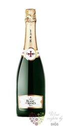 """Blanc de Blancs """" Charmat """" brut šumivé víno Templářské sklepy  0.75 l"""