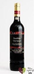 Dornfelder Barrique 2007 z vinařství Vladimír Tetur V.Bílovice    0.75 l