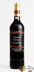 Dornfelder 2013 jakostní odrůdové víno z vinařství Vladimír Tetur V.Bílovice0.75l