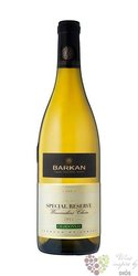 "Chardonnay "" Special Reserve "" 2010 Israel Galilee Kosher wine by Barkan winery0.75 l"