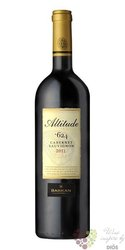 "Cabernet Sauvignon "" Altitude +624 "" 2011 Israel Galilee Kosher wine by Barkan winery   0.75 l"