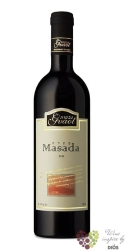 Masada 2012 Shomron Gvaot boutique  0.75 l