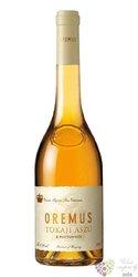 Tokaji Aszú 6 puttonyos 2005 Tolcsva Oremus winery of Vega Sicilia     0.50 l