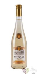"""Muscat Ottonel """" T """" 2015 Transdanubia En Gros Kft winery  0.75 l"""
