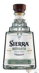 """Sierra Milenario """" Fumado """" 100% of Blue agave Mexican tequila 41.5% vol.  0.70l"""