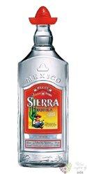 "Sierra "" Silver "" original Mexican mixto tequila 38% vol.    1.00 l"