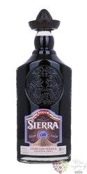 "Sierra "" Caffee "" mexican tequla liqueur 25% vol.  1.00 l"