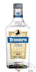 "Tenampa "" La Casa de 1800 "" Blanco original Mexican mixto tequila 38% vol.    0.70 l"