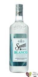 """Sauza """" Blanco """" Hecho en Mexico con Agave Azul mixto tequila 38% vol.    0.375l"""