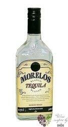 """Morelos """" Silver """" original Mexican mixto tequila 38% vol.    0.70 l"""