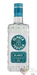 """Olmeca """" Blanco """" Silver Classico Hecho en Mexico Arandas mixto tequila 38% vol.    1.00 l"""