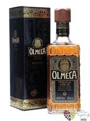 "Olmeca "" Aňejo Extra aged "" 100% of Blue agave Mexican tequila Arandas 38% vol.1.00 l"