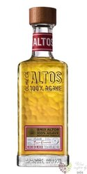 "Olmeca Altos "" Reposado "" 100% of Blue agave Mexican tequila 38% vol.    0.70 l"