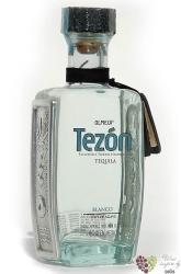 "Olmeca Tezón "" Blanco "" 100% of Blue agave Mexican Tahona tequila 38% vol.  0.70 l"