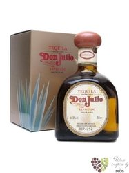"Reserva de Don Julio "" Reposado "" 100% of Blue agave Mexican tequila 38% vol.  0.70 l"